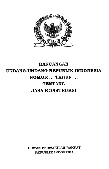 Naskah RUU Jasa Konstruksi 15Des16-cov